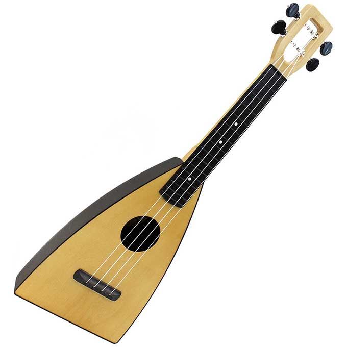 the fluke ukulele cool tools