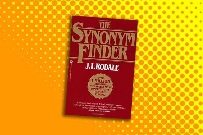 The Synonym Finder Cool Tools Classy Synonym For Pattern