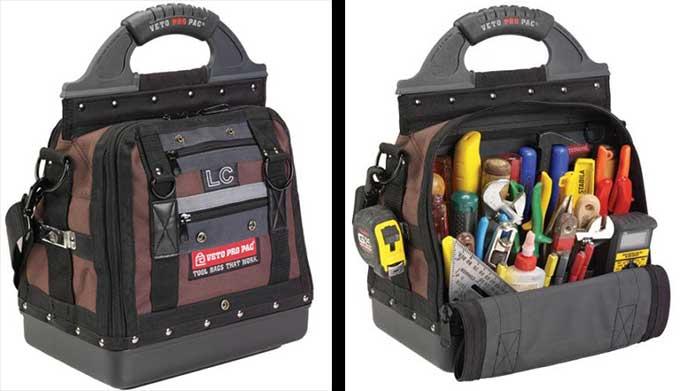 Veto Pro Pac Tool Bag Cool Tools