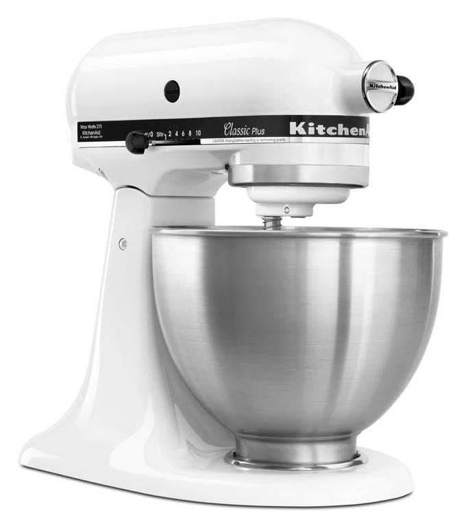 Kitchenaid 4 5 Qt Classic Plus Stand Mixer Cool Tools