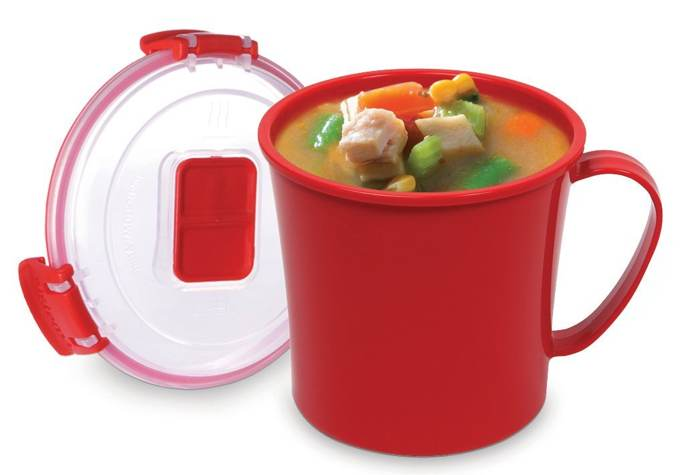 22-Ounce Soup Mug   Cool Tools