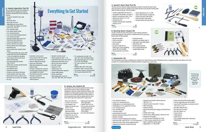 rio grande tools and equipment catalog cool tools
