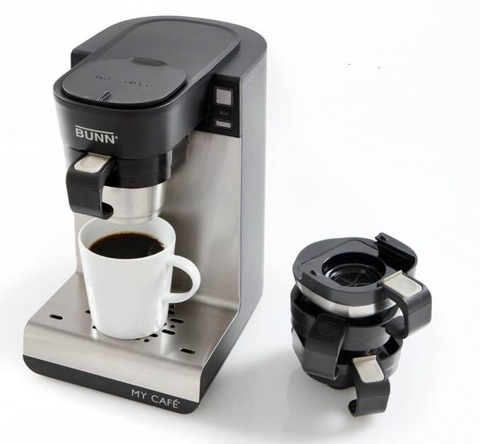 Bunn Single Cup Coffee Brewer Cool Tools