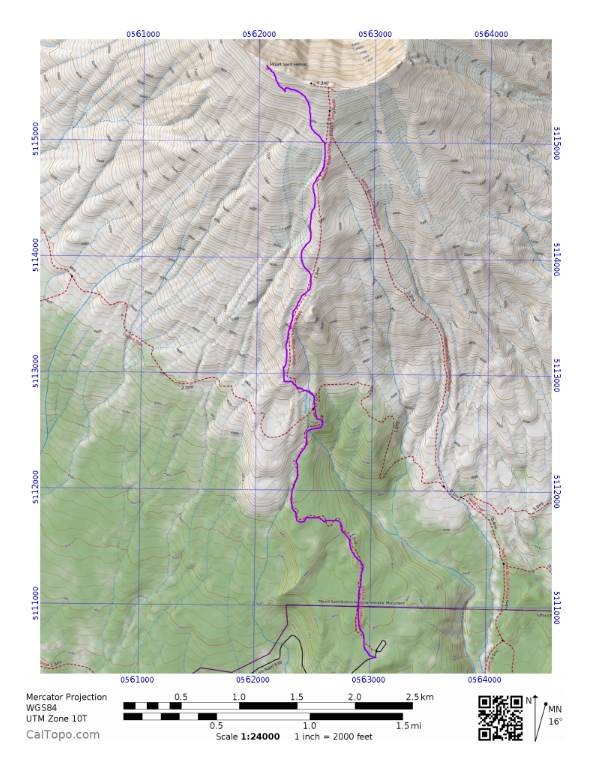 Caltopo Backcountry Mapping | Cool Tools on