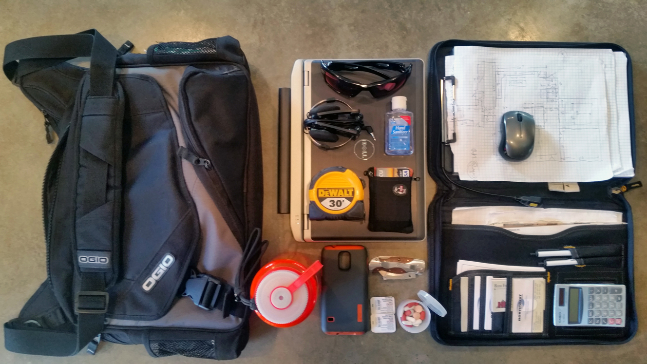 What's in My Bag? — J Young