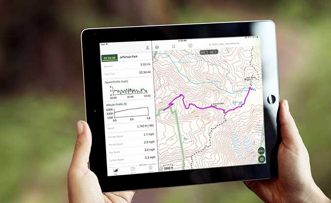 Gaia GPS Smartphone App | Cool Tools