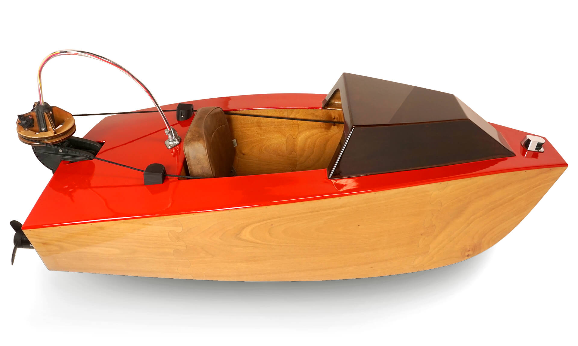 Laser Cut Mini Boat [Maker Update #70]   Cool Tools