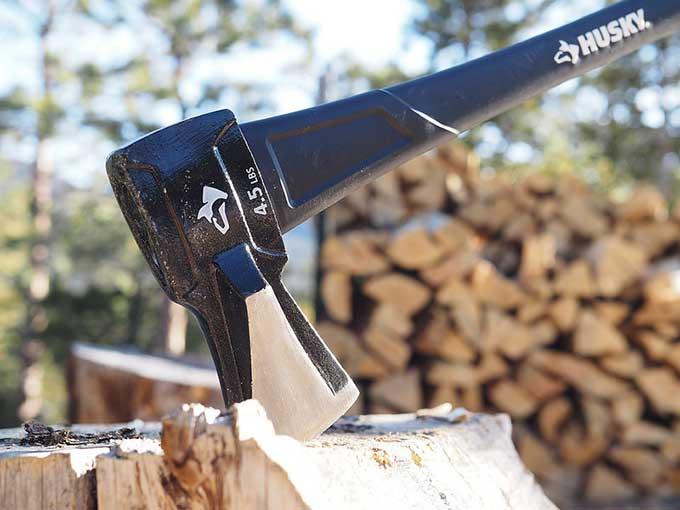 Husky 4 5lb Splitting Maul Cool Tools