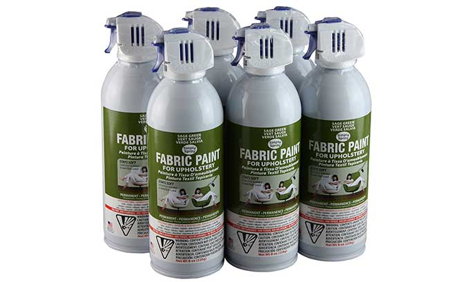 Upholstery Fabric Spray Paint Cool Tools, Patio Furniture Fabric Spray Paint