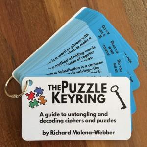 puzzlekeyring