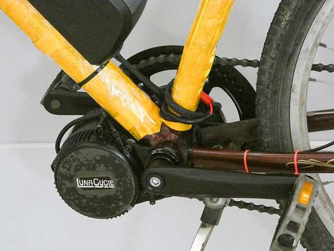 Luna Cycle E-Bike Kit | Cool Tools
