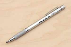 Staedtler 2.0mm Mechanical Pencil Silver Series (925 25-20)