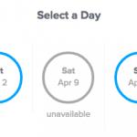 Free calendar scheduling