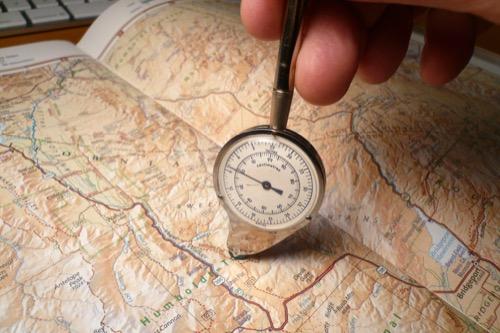 mapmeasuring