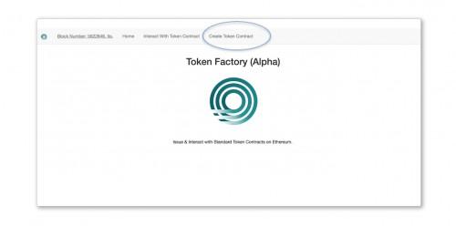 tokenfactory