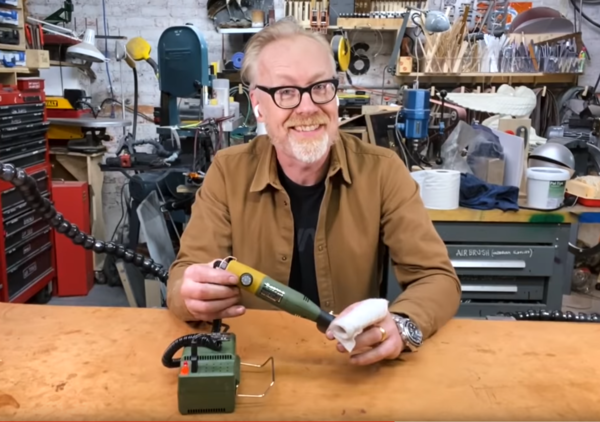 Adam raves about his new Proxxon rotary tool.