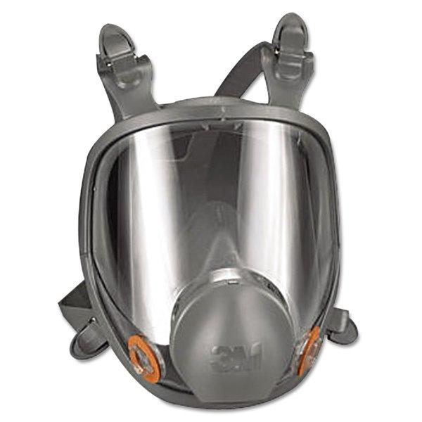 A 3M Full Face Respirator.