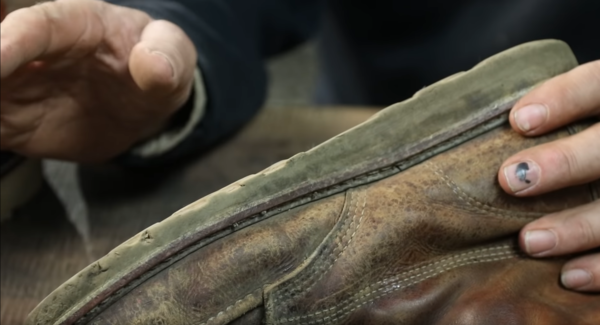 This Old Shoe.