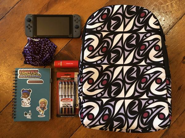 What's in my bag? — Karen Morrill-Mcclure