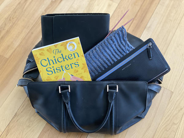 What's in my bag? — Jessica Lahey