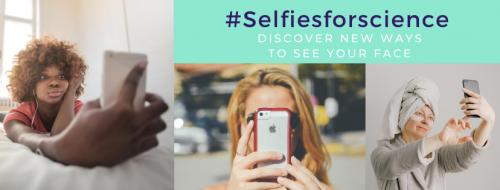 selfiesforscience