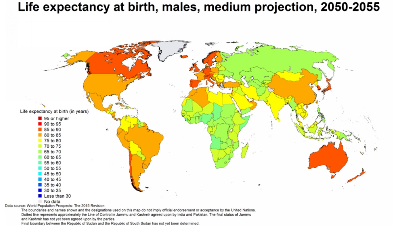 Extrapolations life expectancy at birth in 2050 screen shot 2015 11 30 at 33918 pm gumiabroncs Gallery