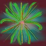 10-Radial_Flower
