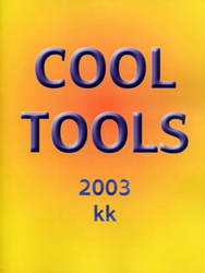 Cool Tools 2003 cover