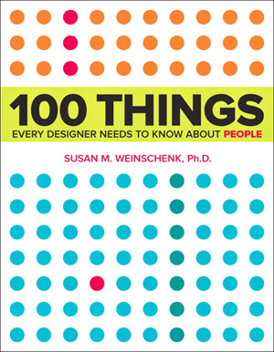 100 Things Every Designer Needs to Know About People (book)