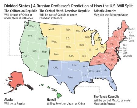 Dividedstates