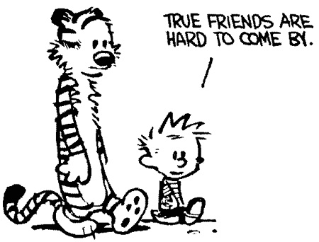 Calvinhobbes Friends