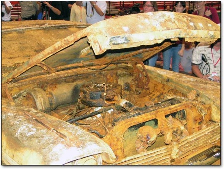 Art Car Museum >> How Not to Do a Time Capsule — Blog of the Long Now