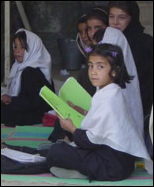 Girls Education - Afghanistan