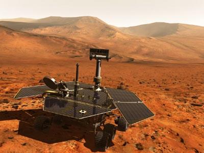 Rover Sundial