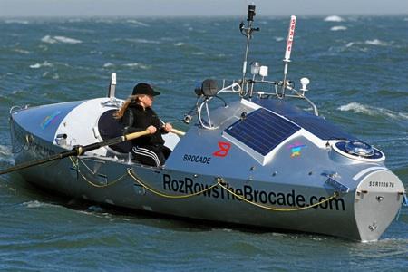 Roz Boat