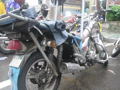 Dong Dae Mun Market Cargocycles 003