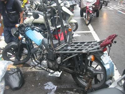 Dong Dae Mun Market Cargocycles 005