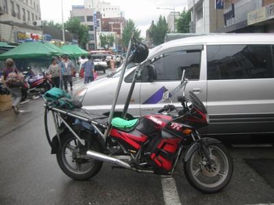 Dong Dae Mun Market Cargocycles 008