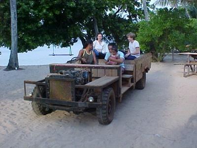 Hobo Beach Truck