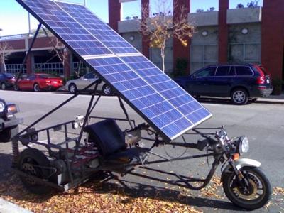 Solartrike