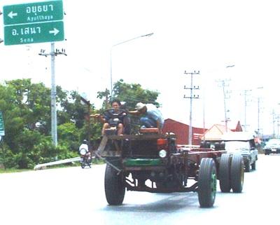 Thai Truck Chasis