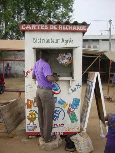 Benin Payphone