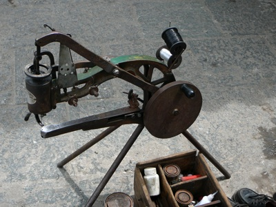 Cobblermachine