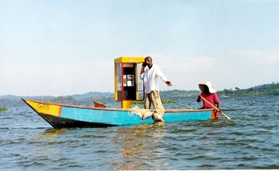 Lake Victoria Solar Payphone 01-1