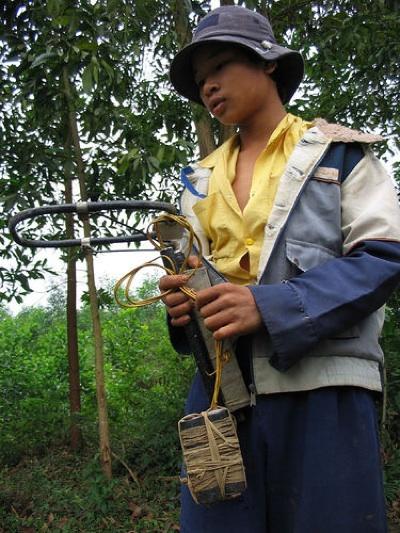 Minedector