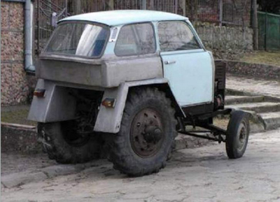 Russianvehicle