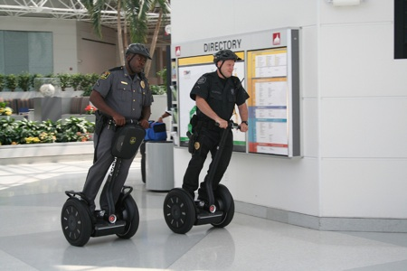 Segway I2Police Twoofficers