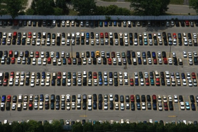2007 08 31 Parking Lot