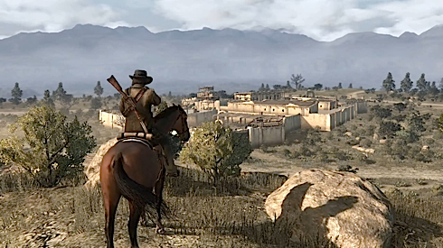 Red Dead Redemption John Hillcoat Short Film Trailer 5