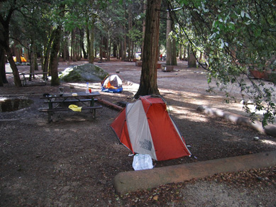 Yosemite Camp4 Site